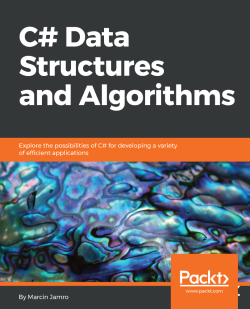 Free eBook - C# Data Structures and Algorithms