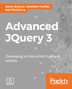 Advanced JQuery 3 [Video]