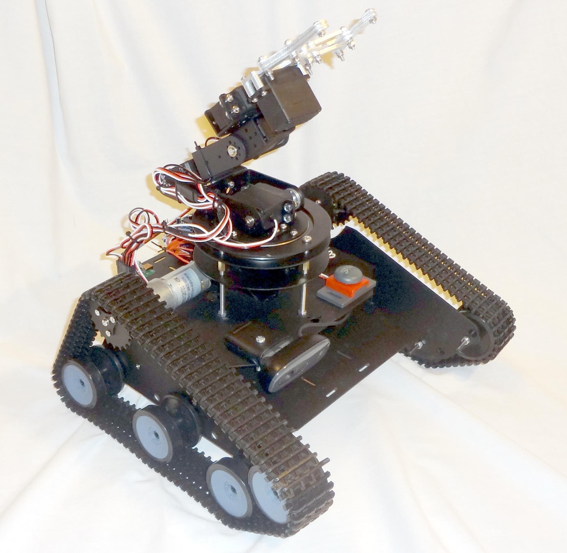 The basic principle of robotics and AI - Artificial
