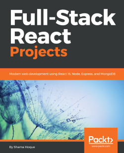 Free eBook: Full-Stack React Projects