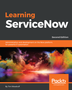 Service Portal Scripting - Learning ServiceNow - Second Edition