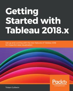 Tableau Desktop - Getting Started with Tableau 2018 x