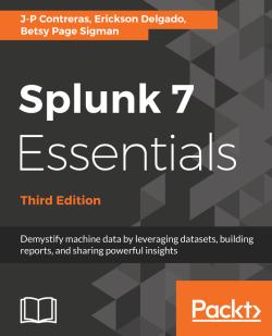 Splunk 7 Essentials - Third Edition
