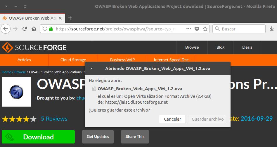 Creating a client virtual machine - Kali Linux Web Penetration