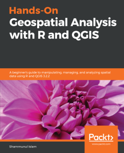Working with raster data in QGIS - Hands-On Geospatial