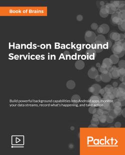 Foreground Versus Background Service - Hands-on Background