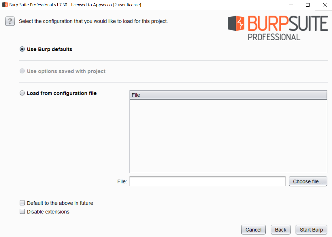 Getting to know Burp Suite - Hands-On Application Penetration