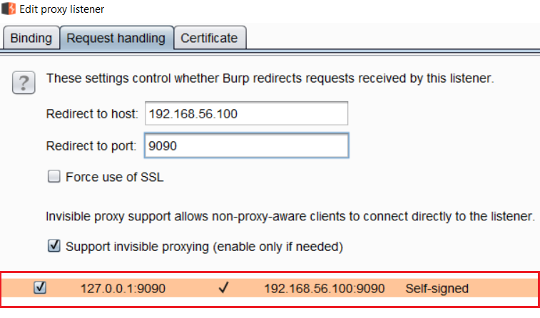 Working with non-proxy-aware clients - Hands-On Application