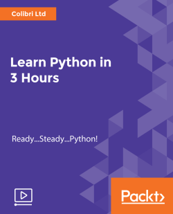 Learn Python in 3 Hours [Video]