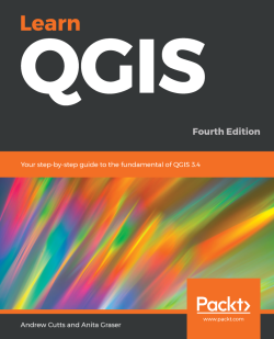 Combining raster and vector data - Learn QGIS - Fourth Edition