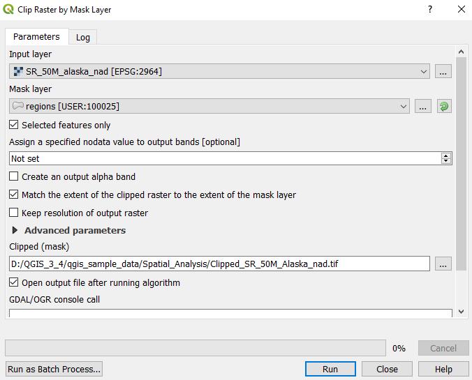 Analyzing raster data - Learn QGIS - Fourth Edition
