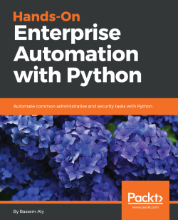 VMware Python clients - Hands-On Enterprise Automation with
