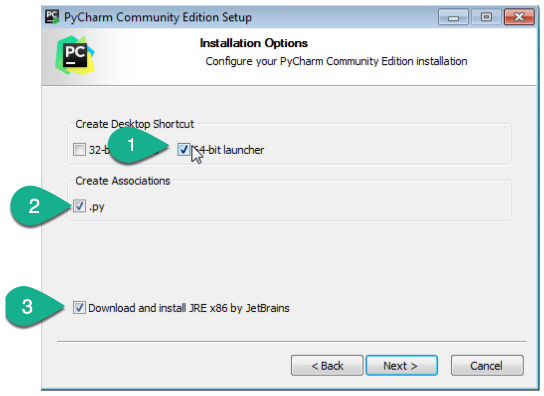 Installing the PyCharm IDE - Hands-On Enterprise Automation with Python