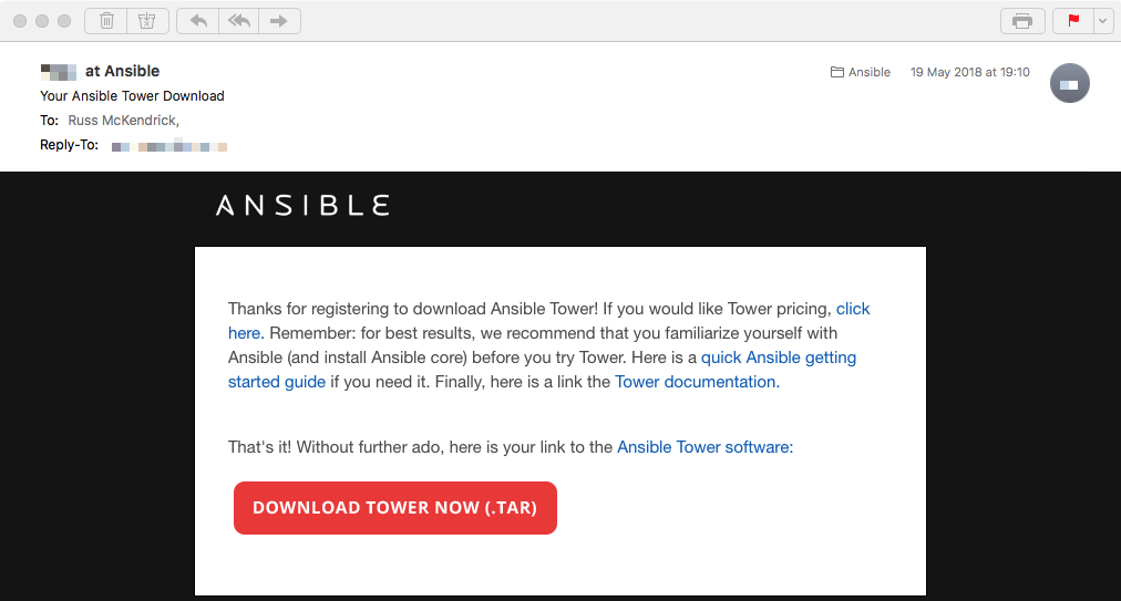 Ansible Tower - Learn Ansible