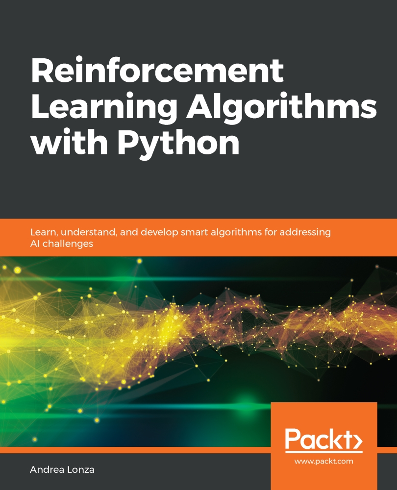 Reinforcement Learning Algorithms with Python