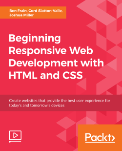 Beginning Responsive Web Development With Html And Css Elearning