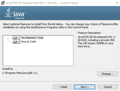 Installing Java - Java Projects - Second Edition