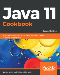 Java 11 Cookbook - Second Edition