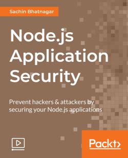 Node.js Application Security [Video]