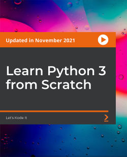 How to Work With PyTest Fixtures - Learn Python 3 from Scratch [Video]
