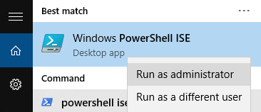 Building and executing your first PowerShell script - Windows Server