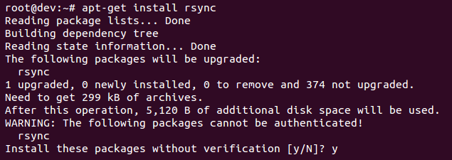Rsync and Grsync – backup tool - Practical Linux Security