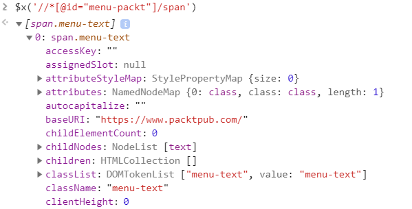 Introduction to XPath (XML Path) - R Web Scraping Quick Start Guide