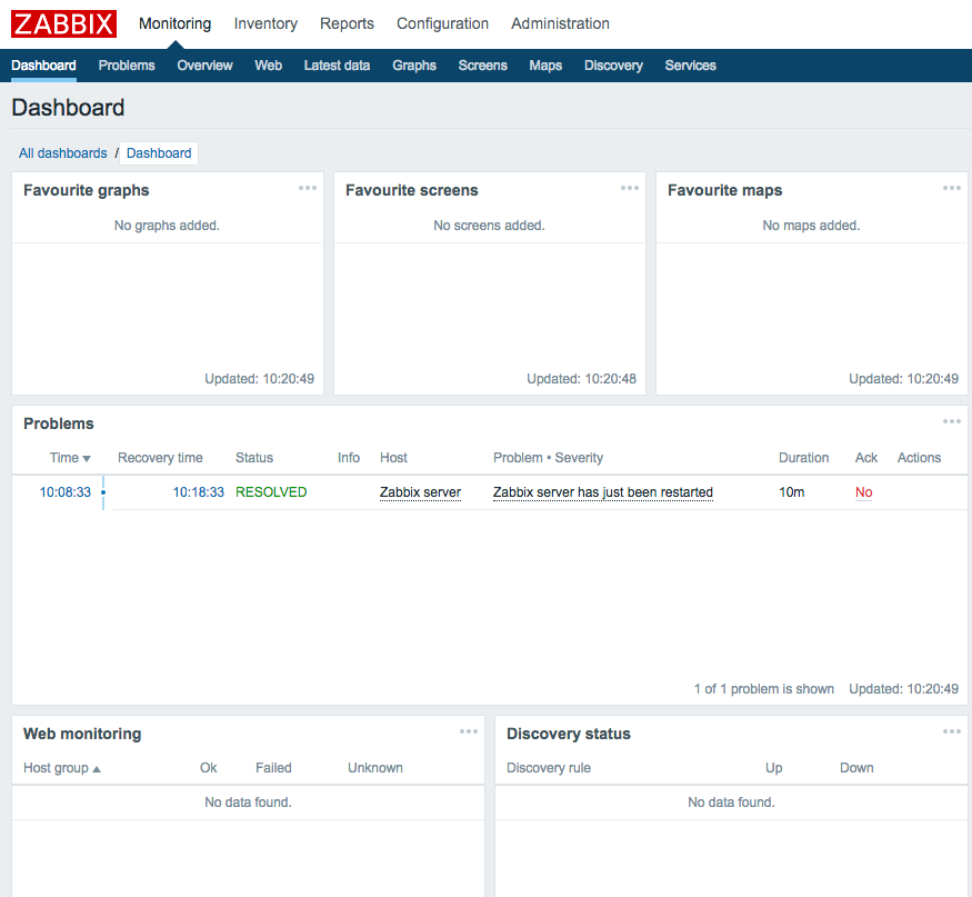 Zabbix features and architecture - Zabbix 4 Network