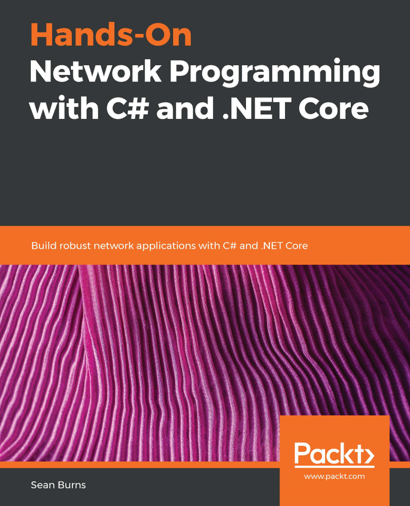 Hands-On Network Programming with C# and .NET Core