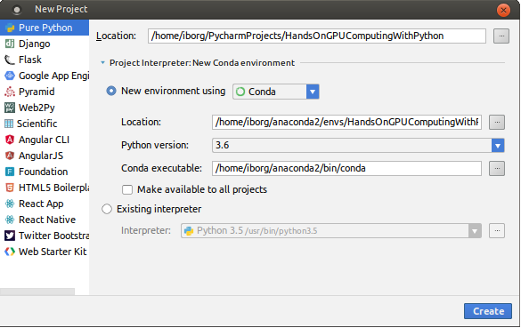 Configuring PyTorch on PyCharm and Google Colab - Hands-On