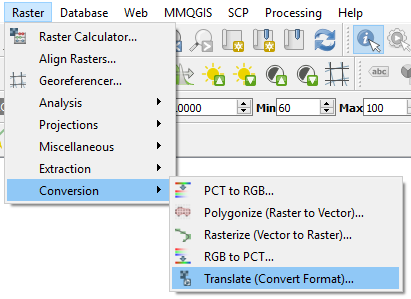 Raster analysis - QGIS Quick Start Guide