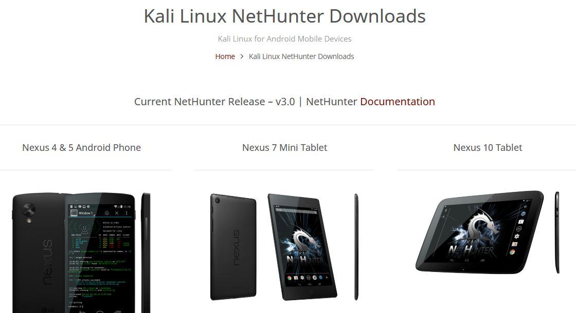 Downloading Kali Linux - Kali Linux 2018: Assuring Security