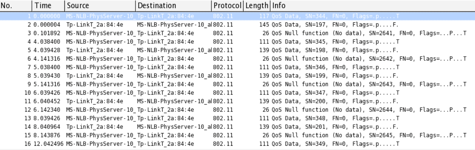 Decrypting wireless network traffic - Wireshark 2 Quick