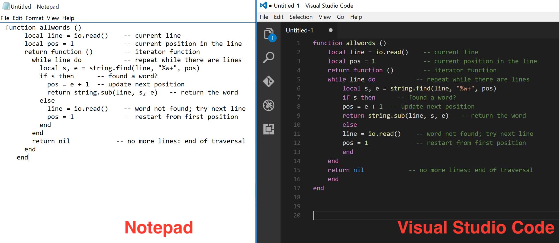 Lua Scripting Roblox Book Chapter 1 Lua Quick Start Guide