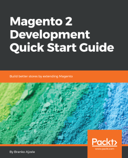 Magento 2 Development Quick Start Guide