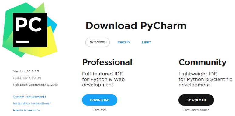 Python IDEs to create virtual environments with virtualenv
