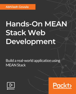 Hands-On MEAN Stack Web Development [Video]