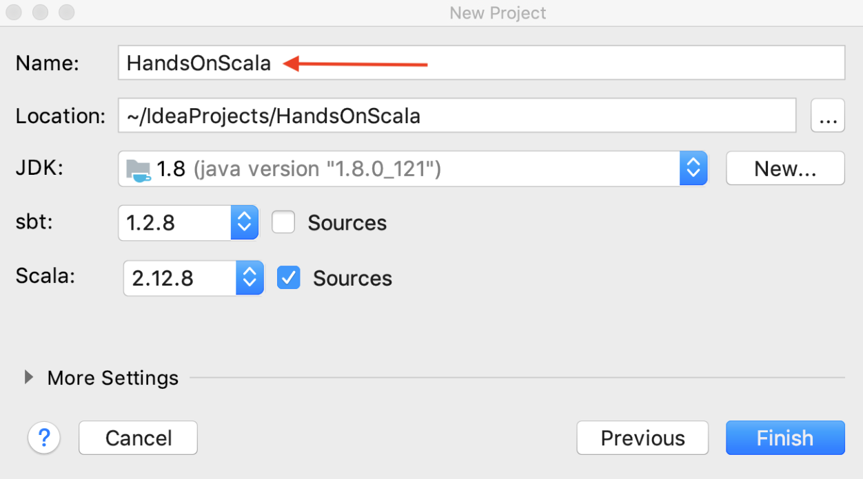 Getting started with Scala - Hands-On Data Analysis with Scala