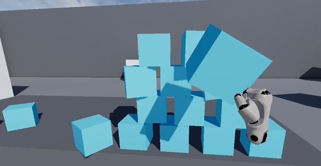 Object grabbing - Blueprints Visual Scripting for Unreal