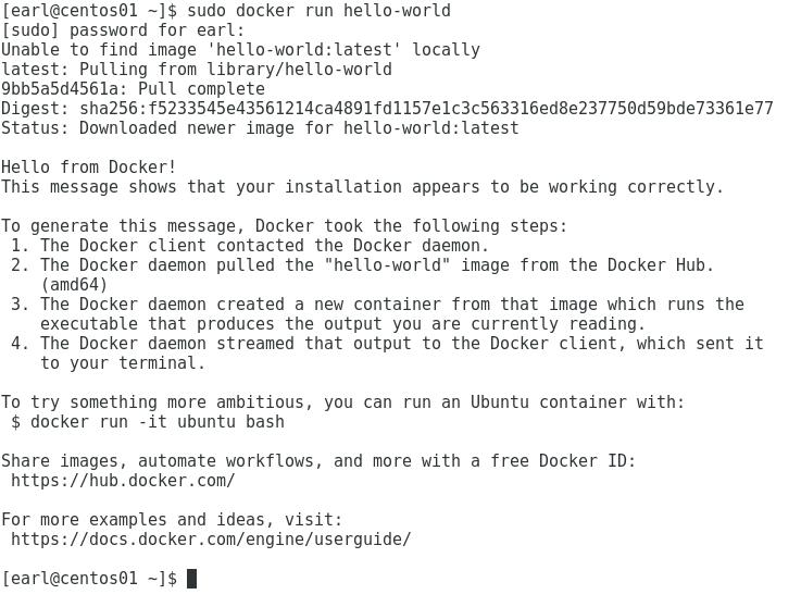 Setting up your Docker development environment - Docker