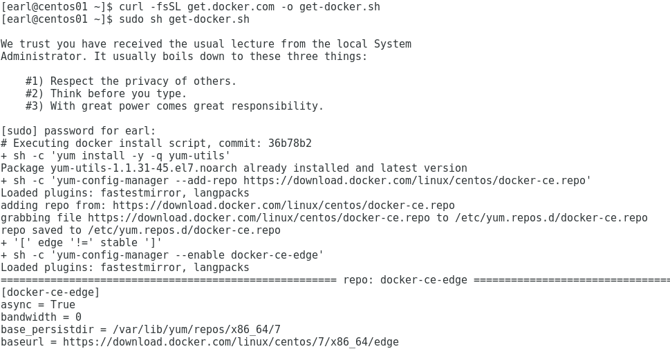 Setting up your Docker development environment - Docker Quick Start
