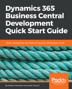 Dynamics 365 Business Central Development Quick Start Guide