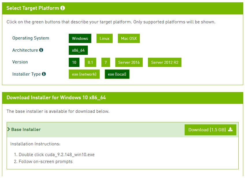Install cuda 8 0 windows | How to install CUDA Toolkit and