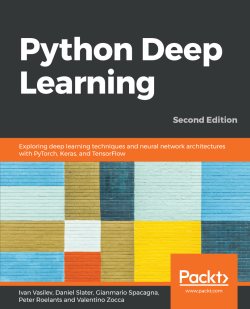 Index - Python Deep Learning - Second Edition