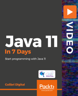 Java 11 in 7 Days [Video]