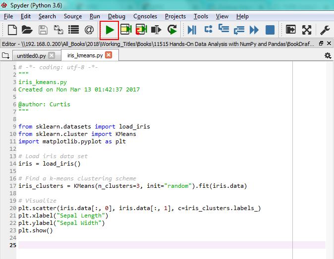 Exploring alternatives to Jupyter - Hands-On Data Analysis