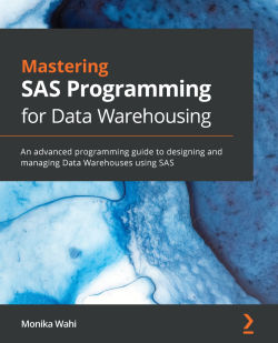 Book cover image for Mastering SAS Programming for Data Warehousing