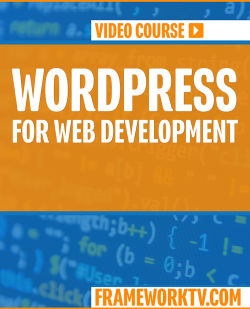 Wordpress for Web Development [Video]