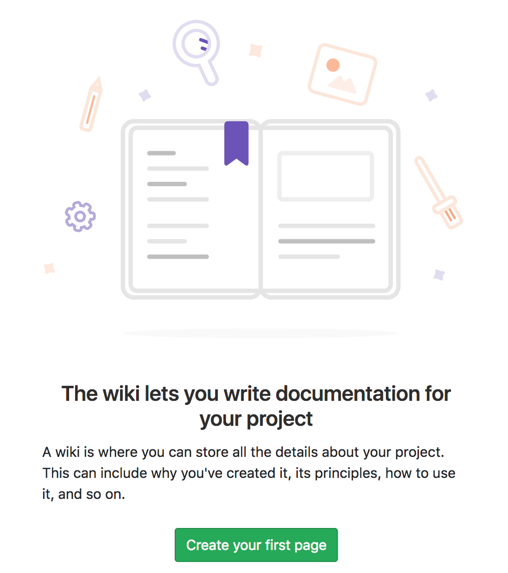 Wiki - GitLab Quick Start Guide